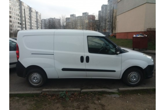 Аренда грузового фургона Fiat Doblo