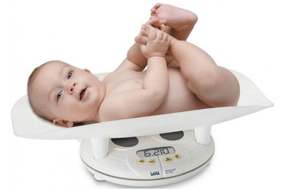 Детские электронные весы LAICA 10г