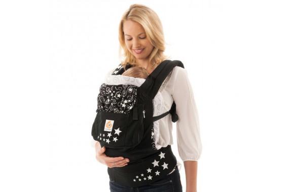 Слинг-рюкзак Ergo baby carrier Night sky original