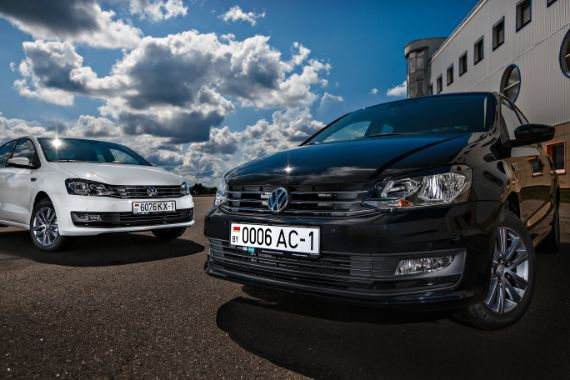Volkswagen POLO New (2019) АКПП!