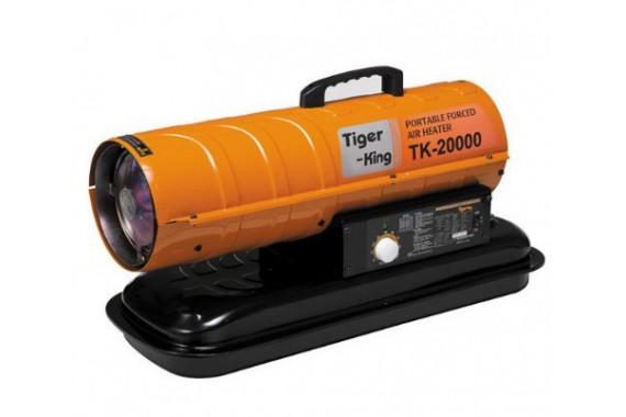 Дизельная тепловая пушка Tiger King TK-20000