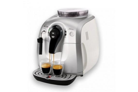 Кофемашина Saeco HD8745 + кофе в подарок 2 кг/мес