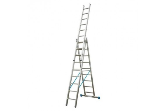 Лестница 3-х секционная