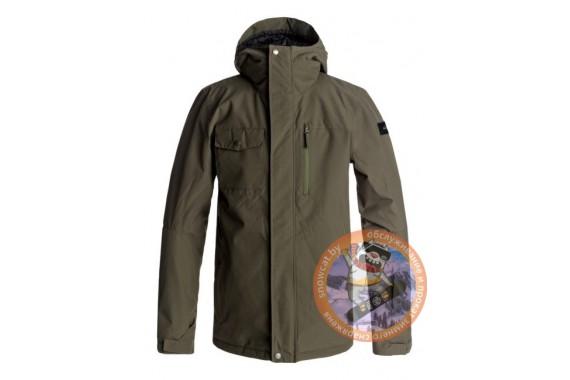 Куртка сноубордическая мужская, QSilver Mission