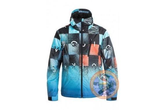 Куртка сноубордическая мужская, QSilver Mission MT