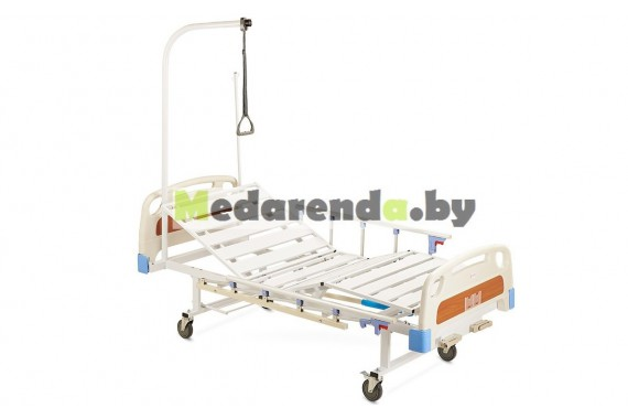 2-секционная механическая кровать FS3023W «Армед»