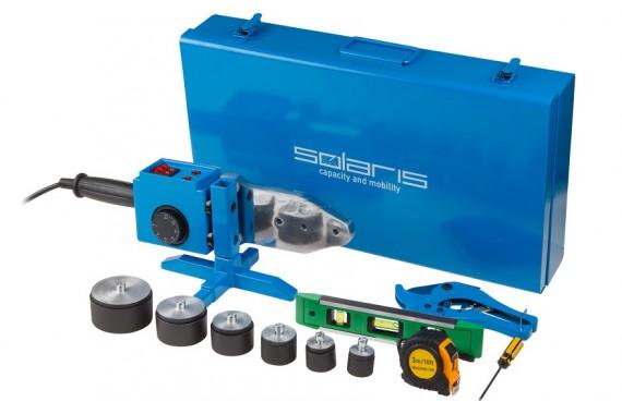Аппарат для сварки труб Solaris PW-150
