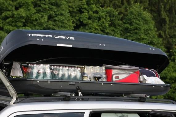Автобоксы и багажные крепления на крышу авто