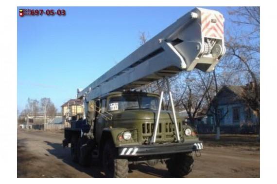 Автовышка ЗИЛ 22 метра