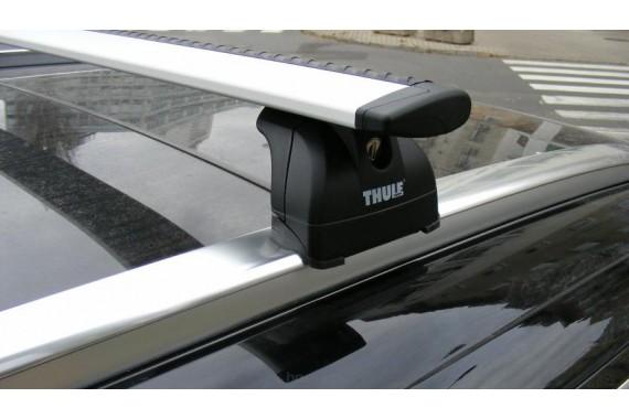 Багажник (поперечные рейлинги) Thule Rapid System 753+Wingbar 961, 962, 963, 969 для KIA Sportage, Hyndai ix35