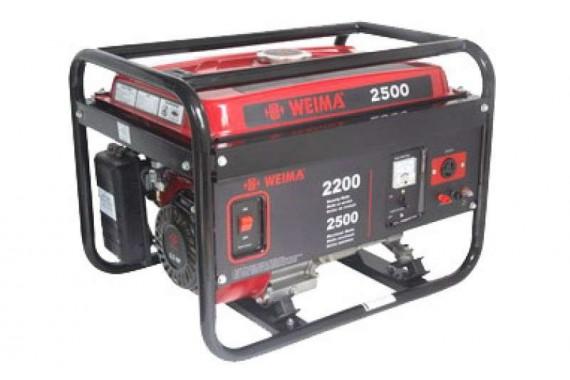 Бензиновая электростанция (генератор) Watt WT-2500