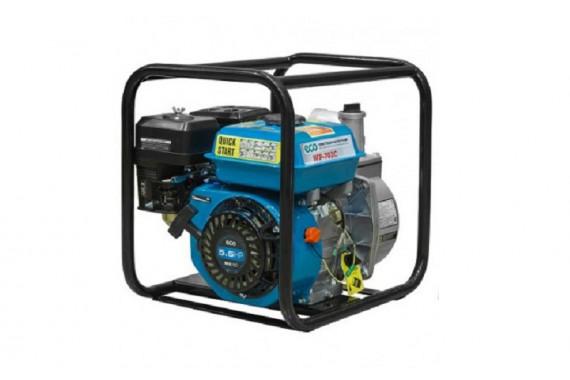 Бензиновая мотопомпа WP-702C для слабозагрязненной воды
