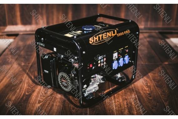 Бензогенератор Shtenli PRO 5900