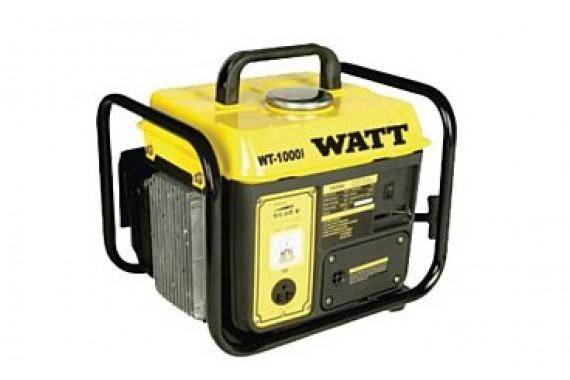 Бензогенератор Watt WT-1000I