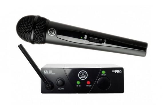 Беспроводная микрофонная система AKG WMS 40 Mini