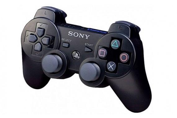 Беспроводной контроллер PS3 DualShock