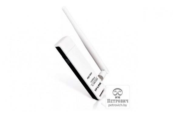 Беспроводной Wi-Fi адаптер TP-Link TL-WN722N