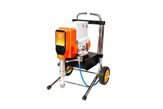Безвоздушный окрасочный агрегат