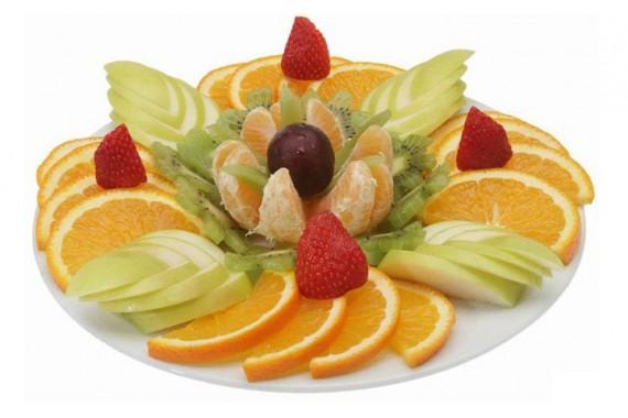 Блюдо для ассорти фруктового