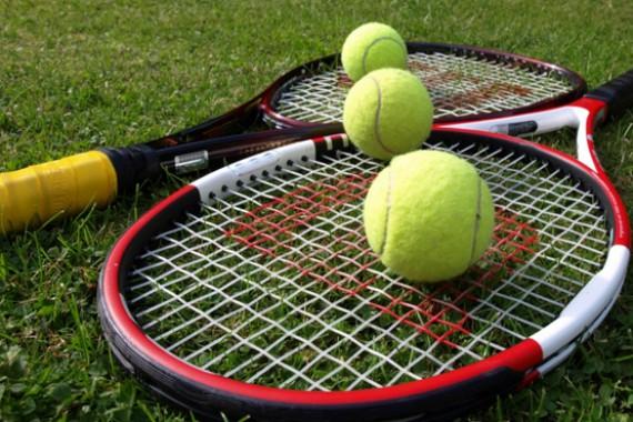Комплект для игры в большой теннис