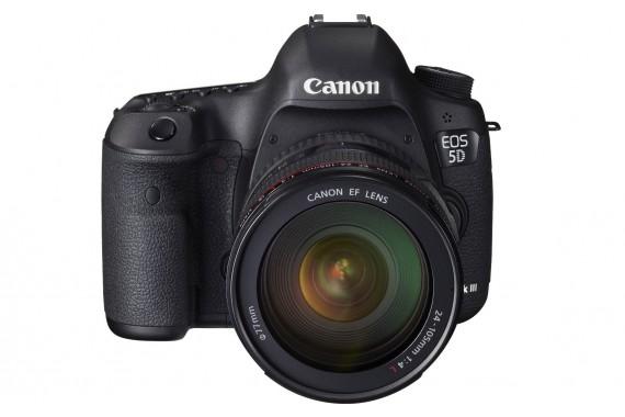 Canon EOS 5D Mark III (body)