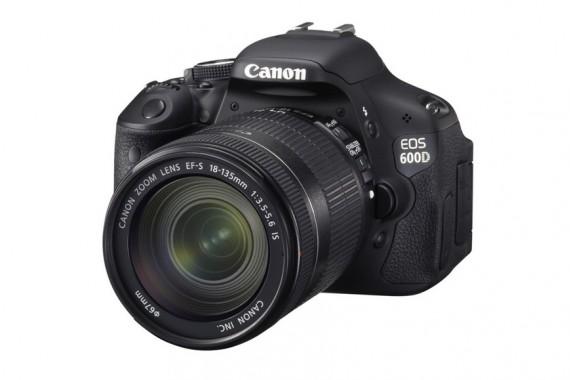 Canon EOS 600D (kit)