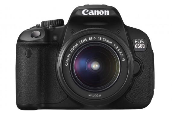 Canon EOS 650D (kit)