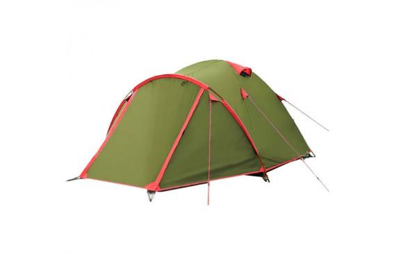 Четырехместная палатка Tramp Lite Camp 4