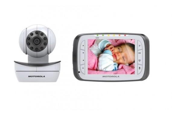 Цифровая видеоняня c ночным видением Motorola MBP 43