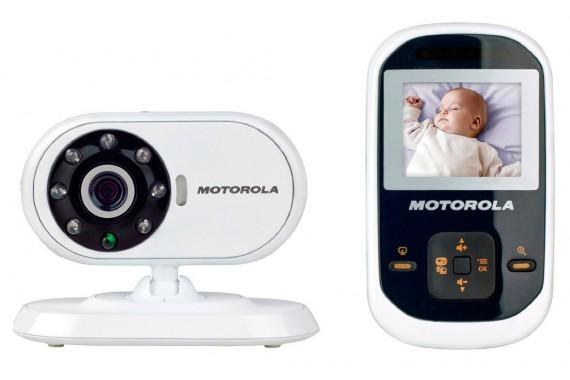 Цифровая видеоняня Motorola