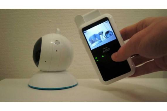 Цифровая видеоняня Philips Avent SCD 600