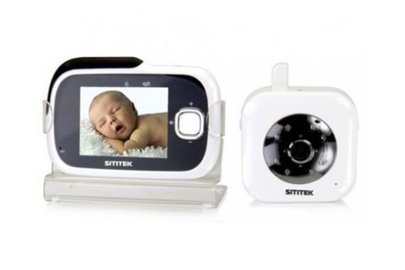 Цифровая видеоняня SITITEK Baby Expert 3.2