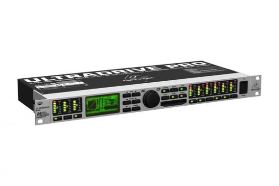 Цифровой акустический процессор Ultradrive PRO DCX2496