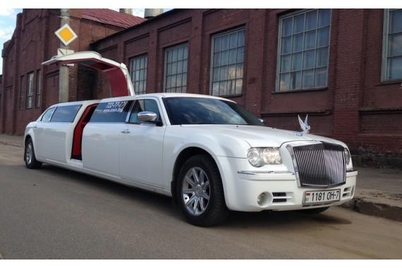 Crysler 300C Rolls-Royce Style