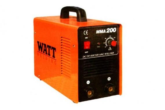 Cварочный аппарат WATT MMA 200