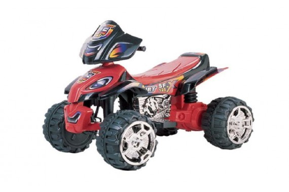 Детский электромобиль-квадроцикл Sport SF-X 125