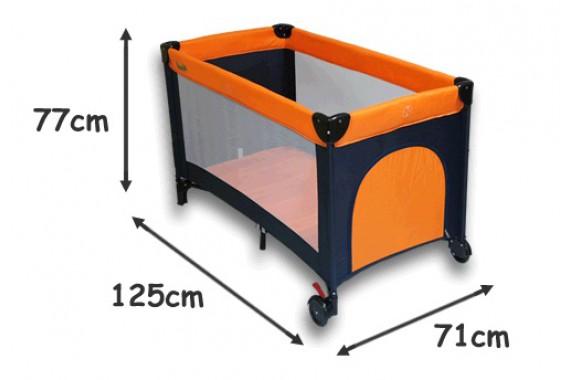 Детский манеж-кровать Buna