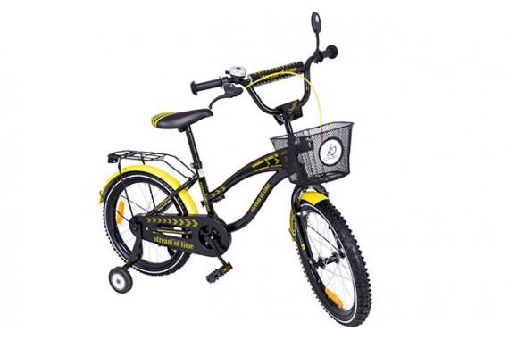 Детский велосипед TomaBike