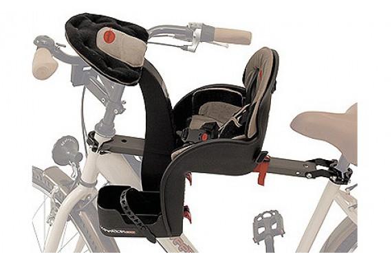 Детское переднее велокресло WeeRide