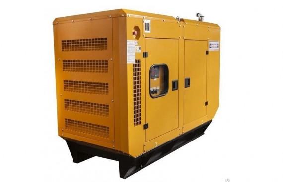 Дизель-генератор KJR-75