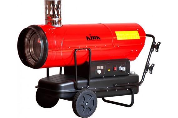 Дизельная тепловая пушка непрямого нагрева Kirk IND-80