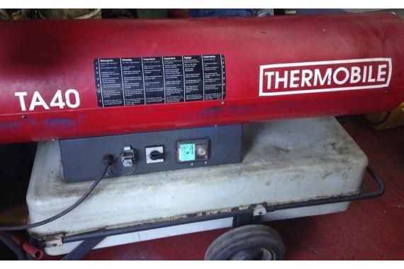 Дизельная тепловая пушка Thermobile TA 40