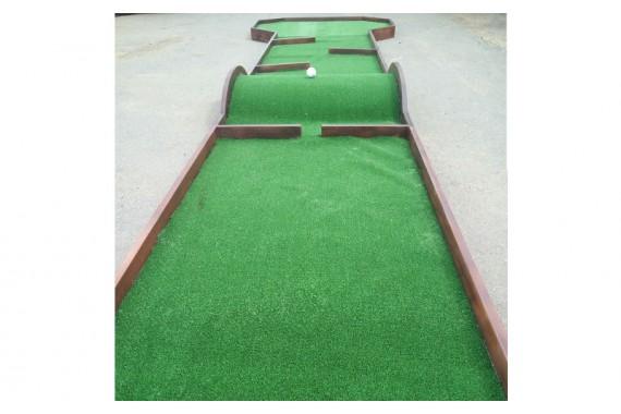 Дорожка мини-гольф