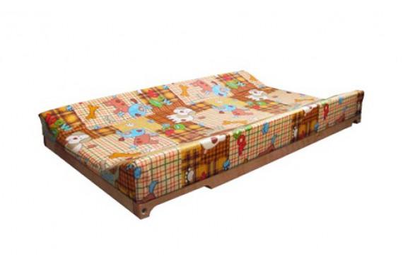 Доска для пеленания с матрасиком