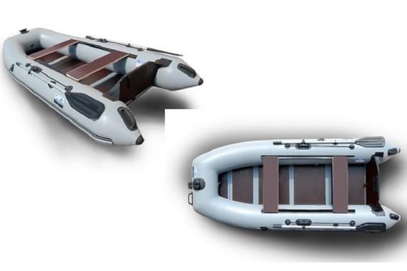 Двухместная лодка ПВХ Amazonia Compact 285