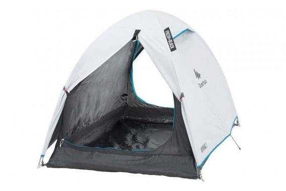 Двухместная палатка Quechua Arpenaz Fresh&Black 2