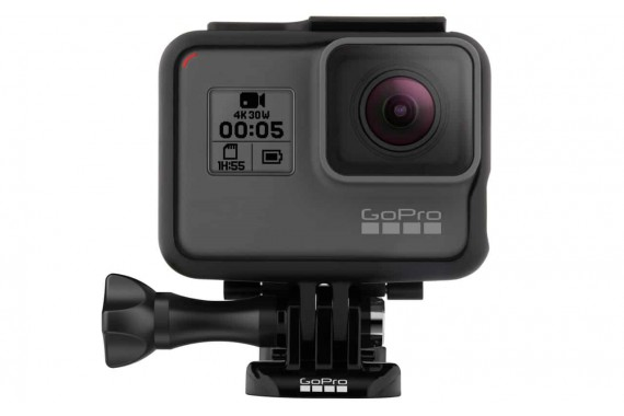 Экшн-камера GoPro Hero 5 Black