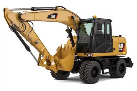 Экскаватор Caterpillar M318D