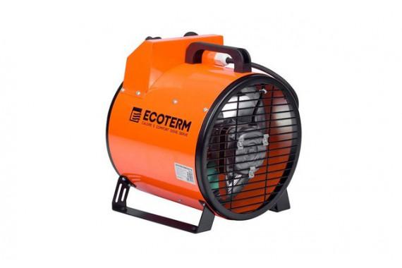 Электронагреватель воздуха Ecoterm EHR-03/1A