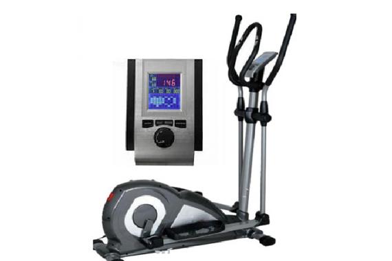 Эллиптический электромагнитный тренажер DFC 8712 HP-1